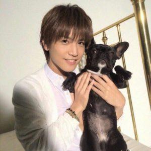 岩田剛典 犬
