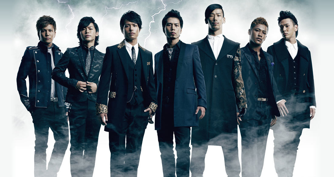 Brothersが誕生! 三代目