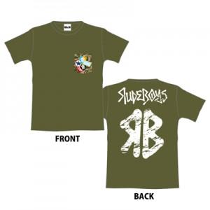 RUDE BOYS Tシャツ