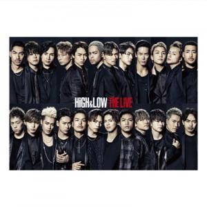 HiGH&LOW ポスター