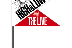 HiGH&LOW フラッグ