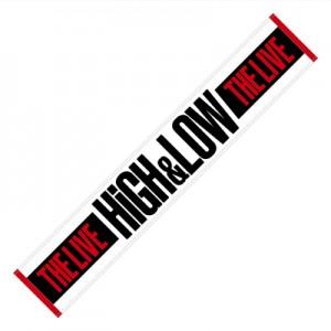 HiGH&LOW マフラータオル