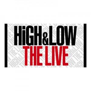HiGH&LOW ビーチタオル