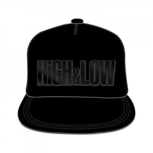 HiGH&LOW CAP