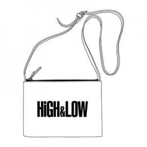 HiGH&LOW ミニバッグ