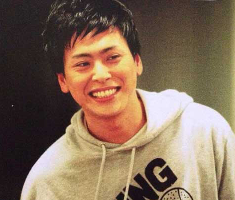 山下健二郎の髪型7