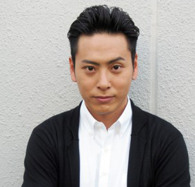 山下健二郎の髪型2