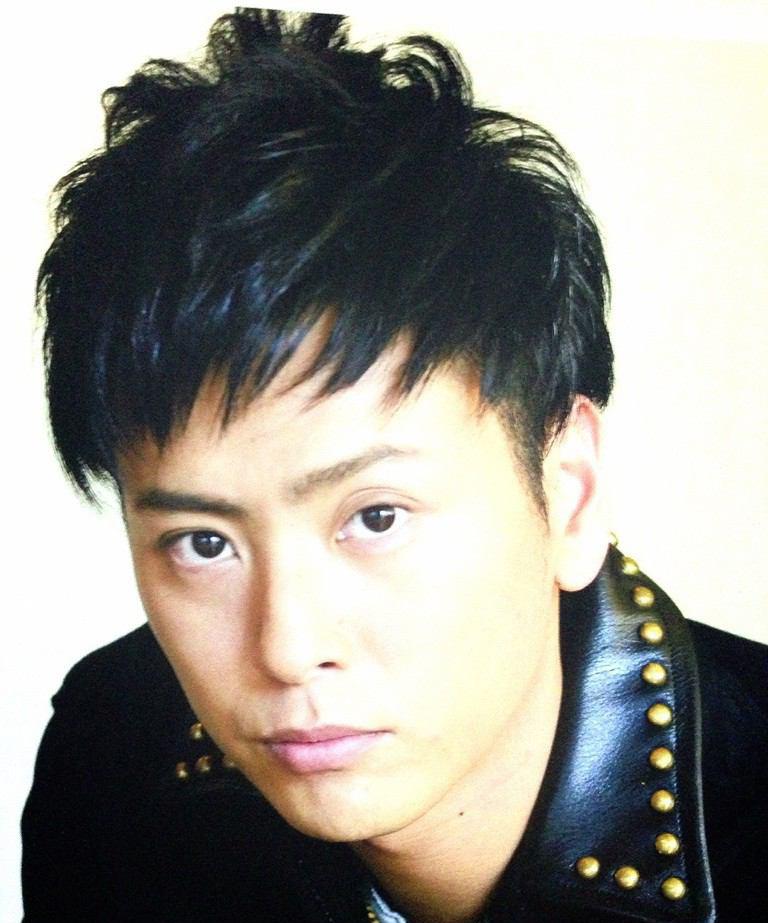 山下健二郎の髪型5