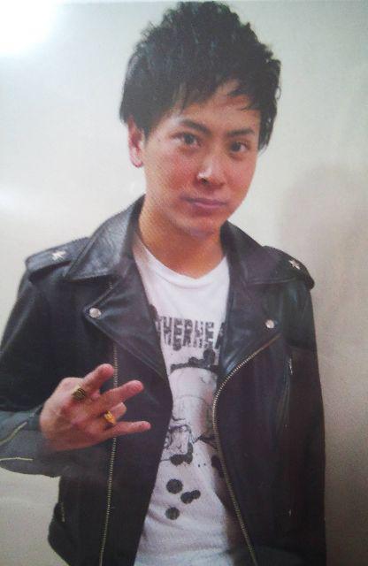山下健二郎の私服ファッション5