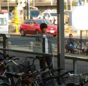 岩田剛典 西野七瀬 目撃 映画撮影