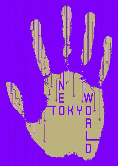 ELLY CRAZYBOY アルバム NEOTOKYO WORLD ジャケット写真