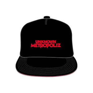 三代目JSB ライブ2017 グッズ UNKNOWN METROPOLIZ CAP