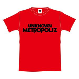 三代目JSB ライブ2017 グッズ UNKNOWN METROPOLIZ Tシャツ レッド