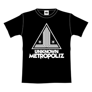 三代目JSB ライブ2017 グッズ UNKNOWN METROPOLIZ Tシャツ ブラック
