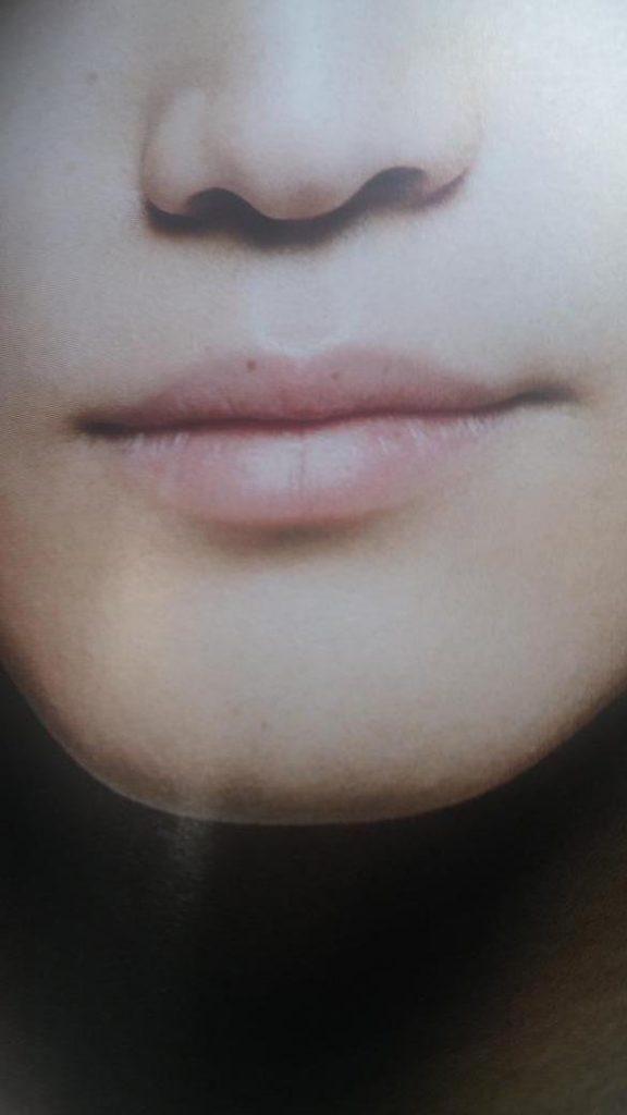 岩田剛典 がんちゃん ホクロ 上唇