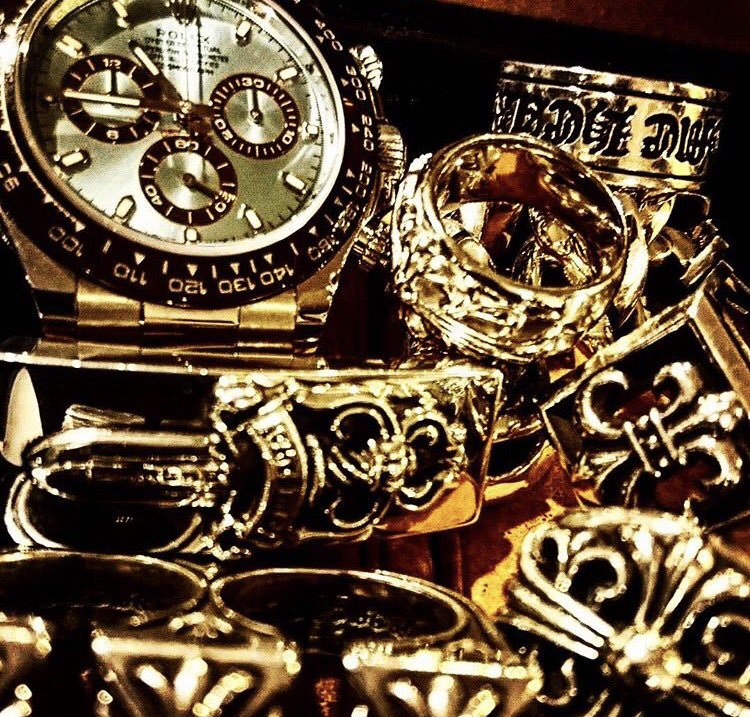 ELLY 腕時計 ROLEX デイトナ