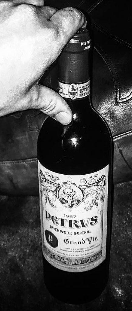 登坂広臣 ワイン