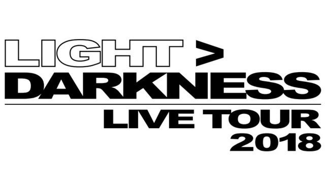 今市隆二ソロライブ2018「LIGHT>DARKNESS」グッズ情報!発売日、通販、会場限定など!