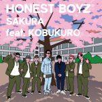 NAOTOがコブクロの名曲『桜』とコラボ!?詳細情報など!