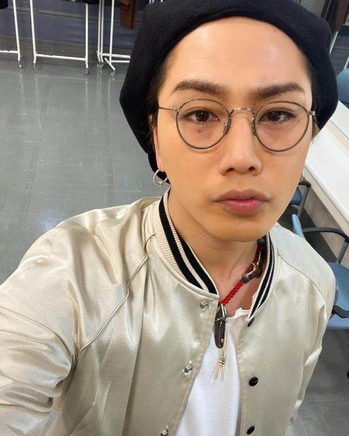 登坂広臣 髪型 2021