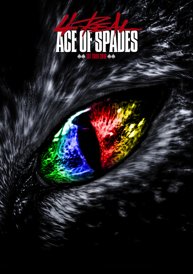 登坂広臣 ACE OF SPADES DVD