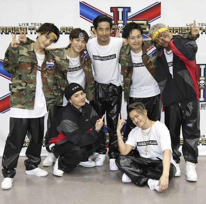 三代目J SOUL BROTHERS THE MUSIC DAY