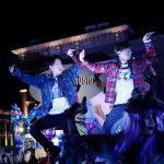 三代目J Soul Brothers・NAOTO&山下健二郎、USJのイベントに出演!【SNSで話題】