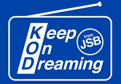 keep on dreaming 三代目JSB