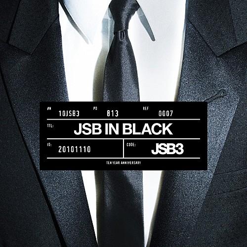 JSB IN BLACK ジャケット